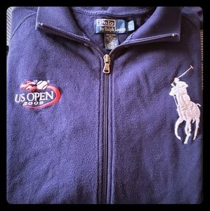 Polo Ralph Lauren 2009 US Open Jacket Size XL